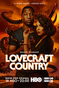 Lovecraft Country en Claro video HBO