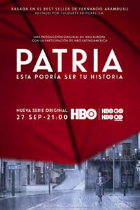 Patria en Claro video HBO